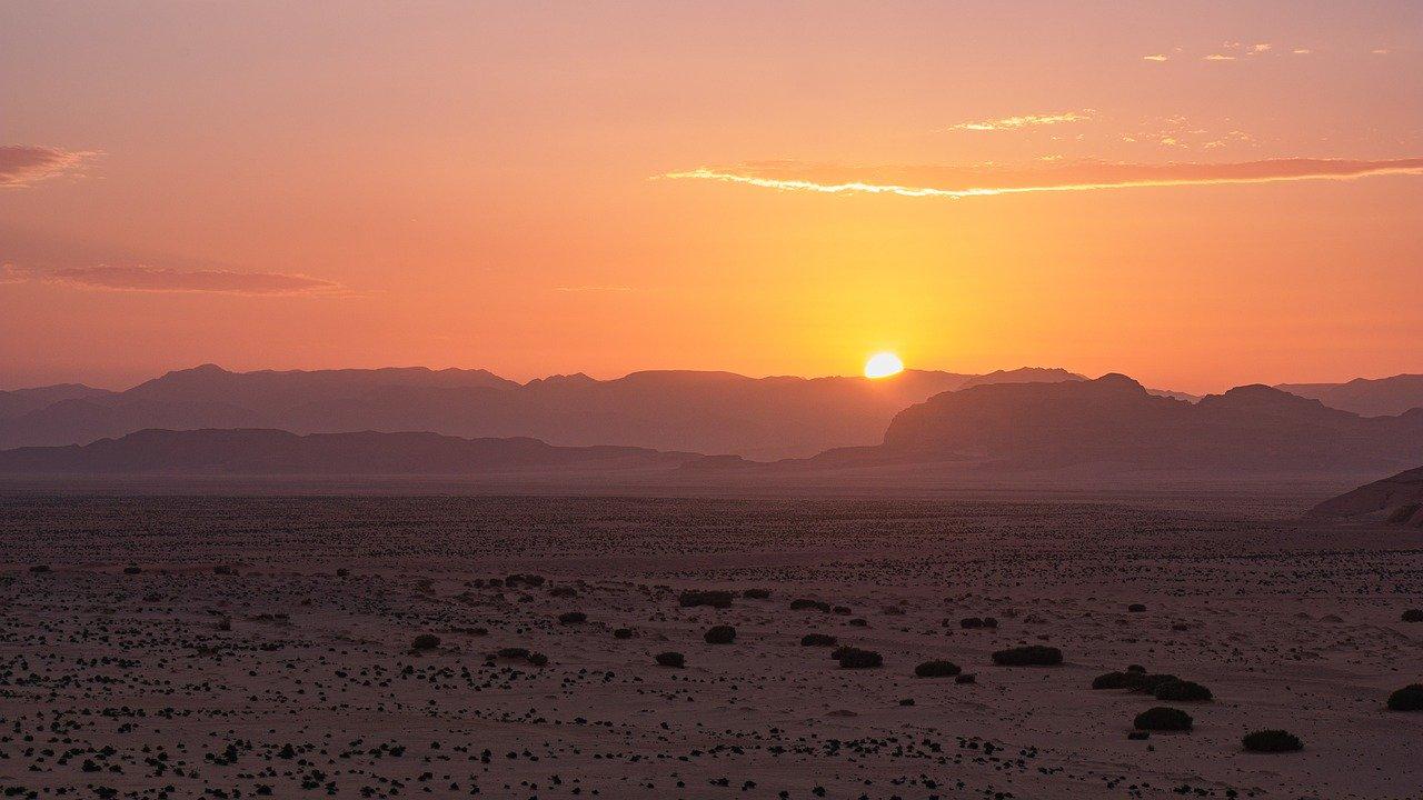 Les bonnes périodes pour partir en Jordanie