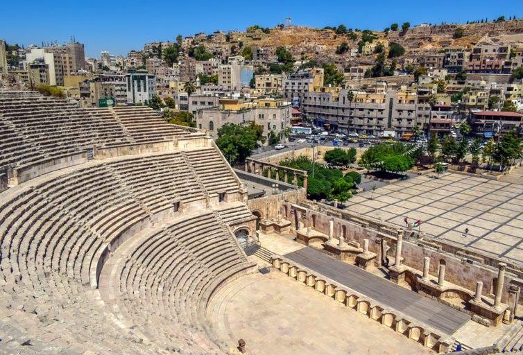 Top 5 des meilleurs hébergements en Jordanie